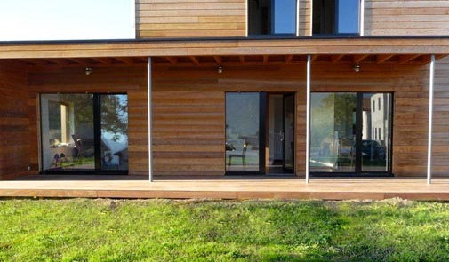 Qui sommesnous Nos terrasses bois Les extensions bois Contact