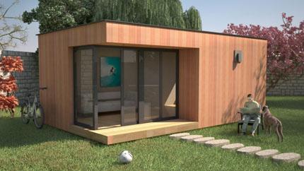 olivier marchaud agrandir sa maison avec une extension bois. Black Bedroom Furniture Sets. Home Design Ideas